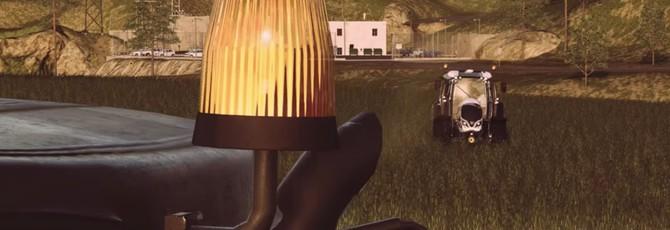 Тизер Farming Simulator 19 в стиле Red Dead Redemption 2