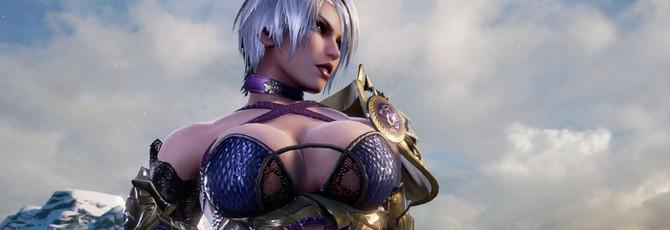 NSFW: Вышел мод для обнажения всех героев Soulcalibur 6