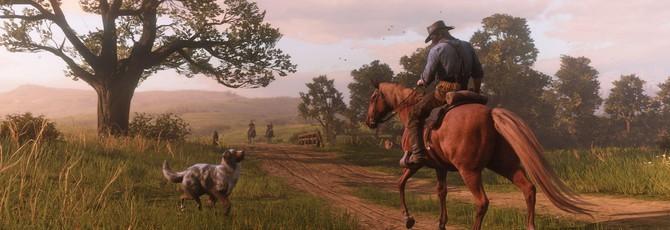 """Как включить функцию """"автопилота"""" для коня в Red Dead Redemption 2"""