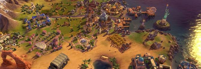 Слух: Второе дополнение Civilization 6 добавит в игру водные районы