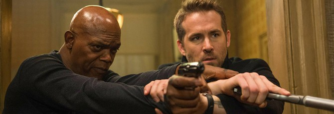 """Райан Рейнольдс и Сэмюэл Л. Джексон вернутся в сиквеле """"Телохранителя киллера"""""""