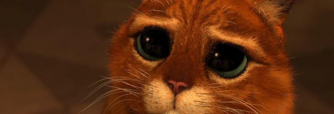 """Universal перезапустит серии мультфильмов """"Шрек"""" и """"Кот в сапогах"""""""