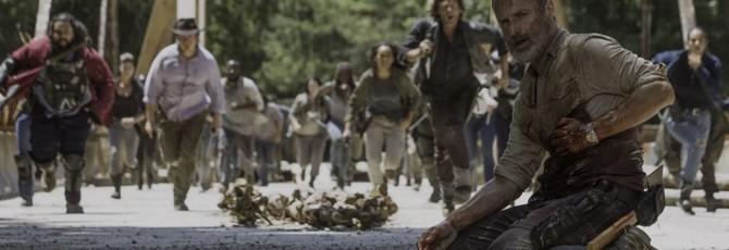 """Рейтинги """"Ходячих мертвецов"""" подросли в последнем эпизоде Рика Граймса"""