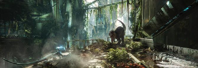 Для ARK: Survival Evolved вышло крупное дополнение с титанами