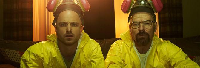 THR: Винс Гиллиган работает над фильмом по Breaking Bad