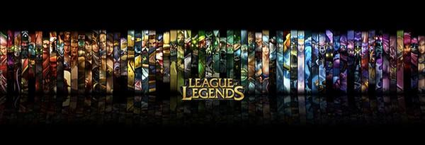Ошеломляющая инфографика League of Legends