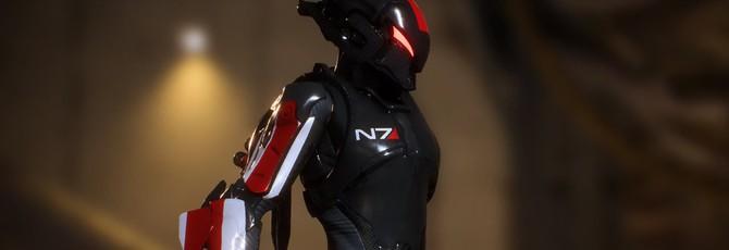 Джавелины в Anthem можно раскрасить в стиле брони из Mass Effect