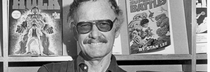 Стэн Ли скончался в возрасте 95 лет
