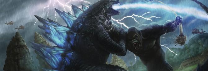 """Legendary Pictures опубликовала официальный синопсис """"Годзиллы против Конга"""""""