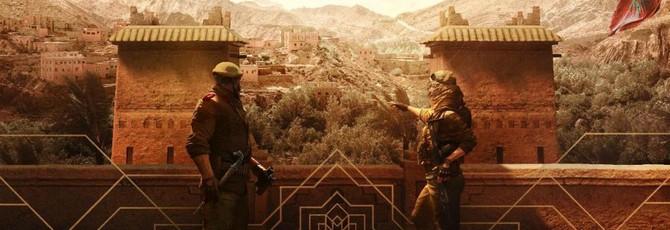 Утечка: трейлеры двух новых оперативников Rainbow Six Siege