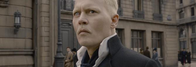 """Box Office: """"Преступления Грин-де-Вальда"""" уступают первой части """"Фантастических тварей"""""""