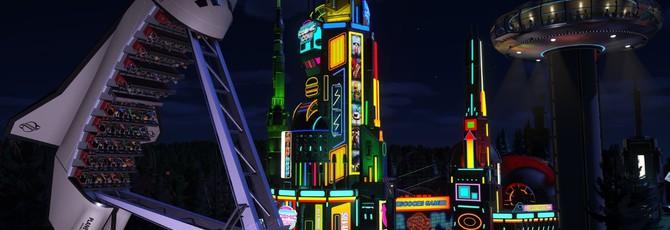 Frontier выпустила Deluxe-издание симулятора строительства парка развлечений Planet Coaster