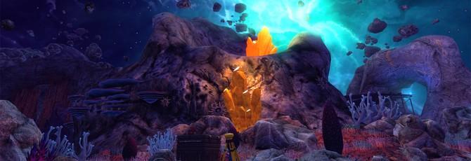 Переработанный уровень Xen в новом трейлере Black Mesa