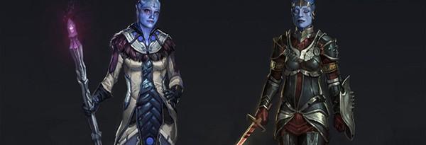 Dragon Effect: Самара и Лиара