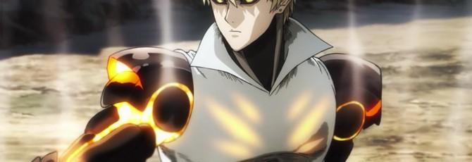 Эпичный косплей One Punch Man светится и выпускает пар