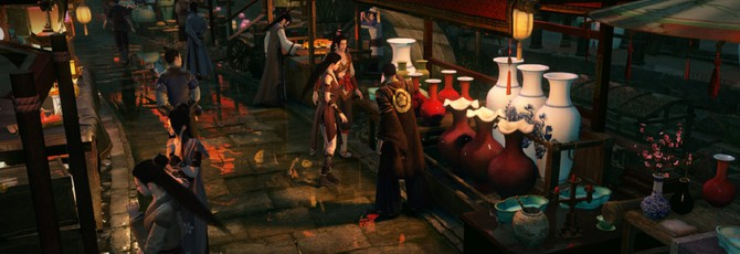 Justice станет первой игрой с поддержкой трассировки лучей и сглаживания DLSS