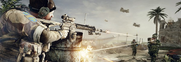 Мультиплеерный трейлер Medal of Honor: Warfighter