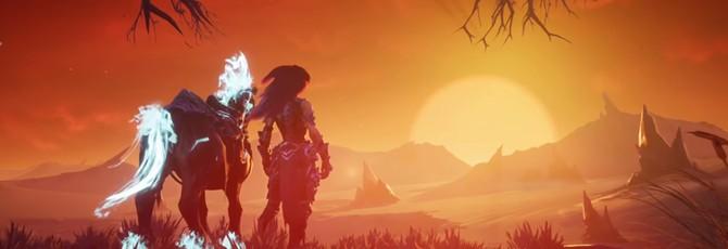 Ярость и её конь в новом трейлере Darksiders III