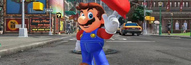 Геймплей Red Dead Redemption 2 под песню из Super Mario Odyssey