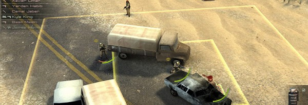 Геймплейный трейлер Frontline Tactics