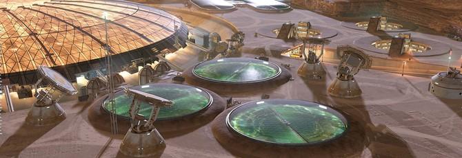 Симулятор марсианской базы Project Eagle вышел в Steam