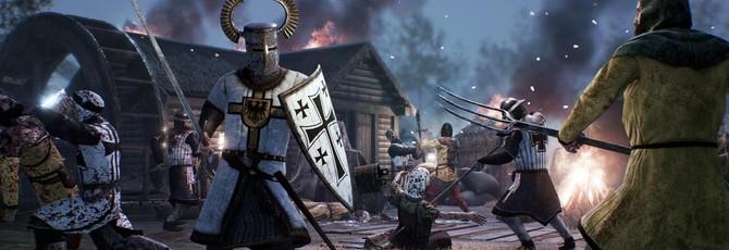 В Ancestors Legacy добавили кампанию за Тевтонский орден