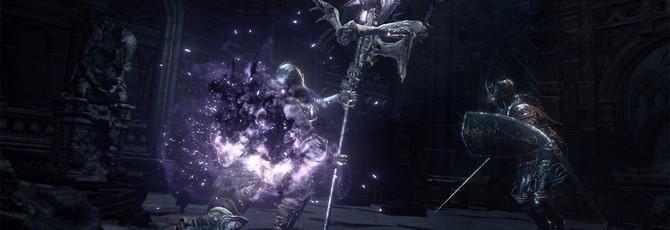 В Dark Souls 3 можно было приносить трупы врагов в жертву