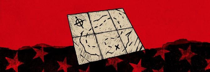 Где искать сокровище Bard's Crossing в Red Dead Online