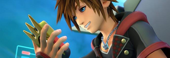 Square Enix поделилась скриншотами еще одного персонажа Kingdom Hearts 3