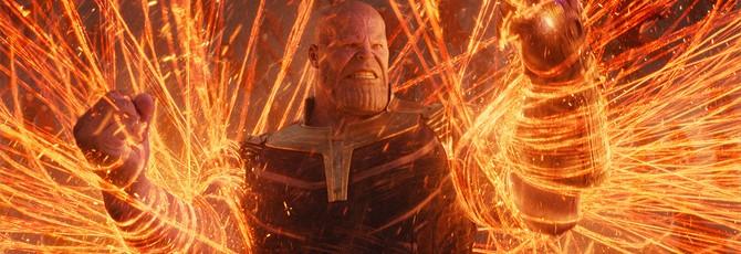 """Концепт-арт """"Войны Бесконечности"""" показал сцену сражения Таноса с Доктором Стрэнджем"""