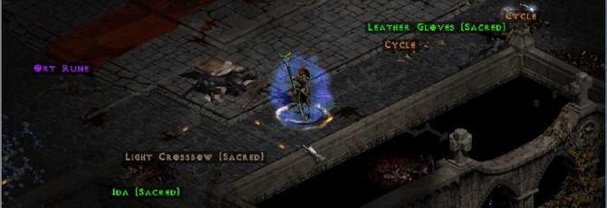 Diablo II получит масштабный мод Median XL: Sigma в январе