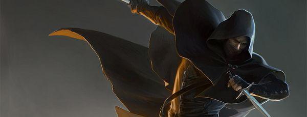 Dishonored: ранние концепт-арты Корво