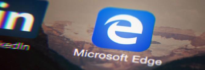 Microsoft работает над заменой браузера Edge на базе Chromium