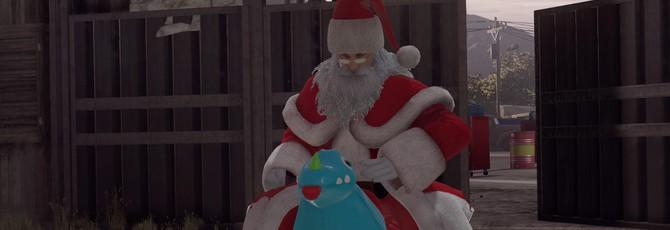 Игроков Hitman 2 ждет новогодний сюрприз