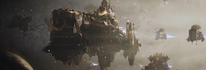 Новый трейлер Battlefleet Gothic: Armada 2 посвящен Тау