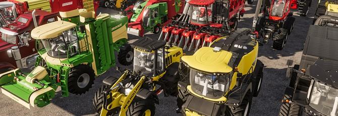 Продажи Farming Simulator 19 превысили миллион копий
