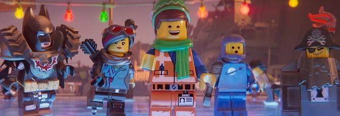 """Праздник уже близко: Рождественская короткометражка по """"Лего. Фильм 2"""""""