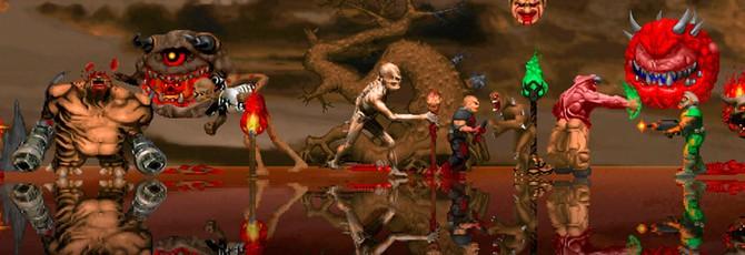 Нейросети помогли сделать HD-графику для оригинального Doom