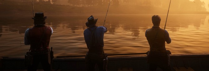 Лучший способ ловить рыбу в Red Dead Online