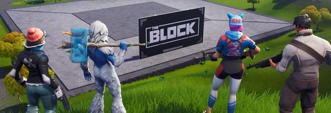 Игроки воссоздали карты из Call of Duty в творческом режиме Fortnite