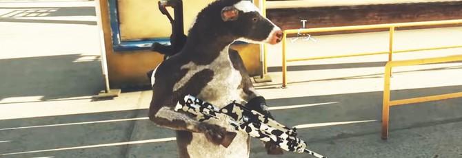 В Just Cause 4 можно превращать людей в коров