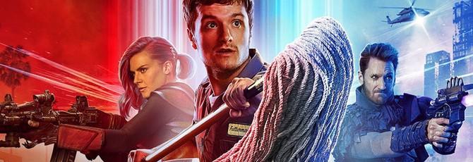 Новый трейлер второго сезона Future Man — комедийного сериала о путешествиях во времени