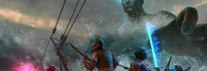 Релизный трейлер дополнения The Forgotten Sanctum для Pillars of Eternity 2: Deadfire
