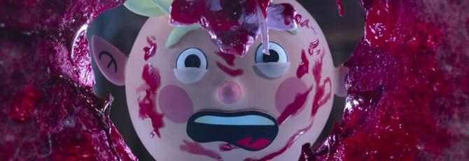 """Кровавый праздник: Тизер рождественской короткометражки по """"Хищнику"""""""
