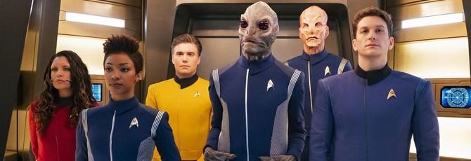 Новый трейлер второго сезона Star Trek: Discovery