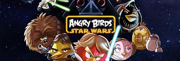 Геймплейное видео Angry Birds Star Wars