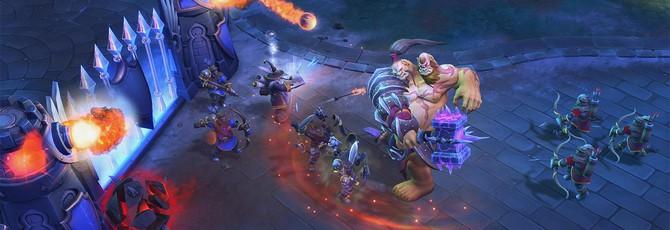 Blizzard сокращает команду разработчиков Heroes of the Storm
