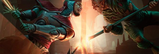 Magic: The Gathering Arena вышла на русском языке