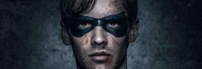 Бэтмен в трейлере финала первого сезона Titans