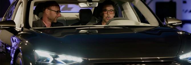 """Audi и Роберт Дауни-младший проболтались про судьбу Тони Старка в """"Мстители: Финал"""""""